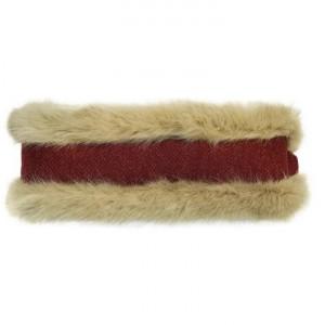 Annabel Brocks Luxury Fur Headwarmer