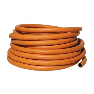 Orange Gas Hose 8mm Per Metre