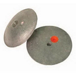 70mm Disc Anode for Flange