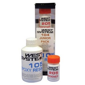 West System West 104 Epoxy Junior Pack