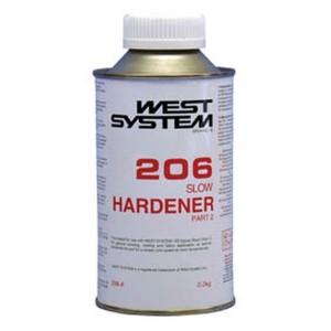 West System West 206A Epoxy Slow Hardener 0.2kg