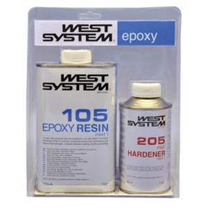 West System West Epoxy A Pack 1.2kg