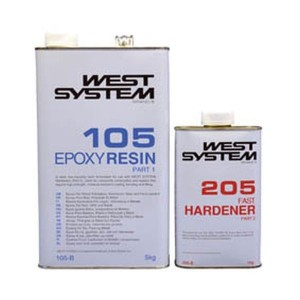 West System West Epoxy B Pack 6kg
