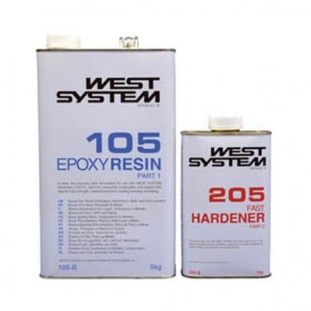 West System West Epoxy B Pack 6kg