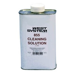 West System West 855 Cleaning Solution 1 Litre