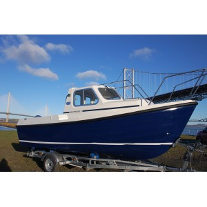 Orkney Boats New Orkney Pilothouse 20 MK III
