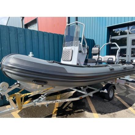 New Highfield Oceanmaster 460DV