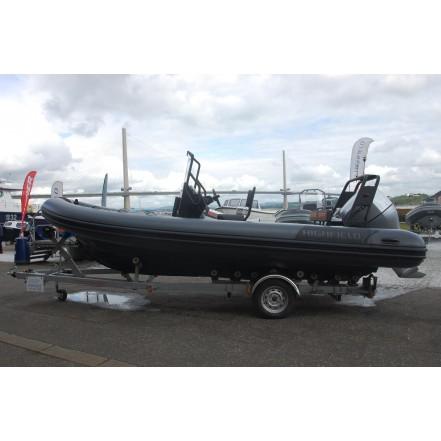 Highfield New Patrol 600 Package (Honda BF135XRTU)
