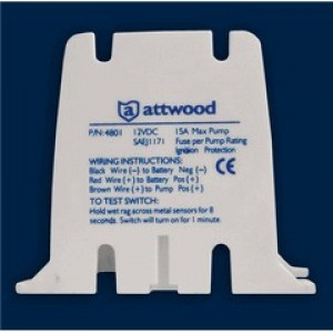 Attwood Automatic Bilge Switch 12V