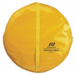 Yellow Bag For Life Ring