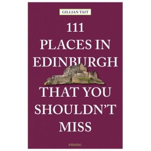 111 Places In Edinburgh