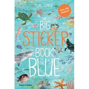 Big Sticker Book Of The Blue