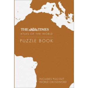 Atlas Of The World Puzzle Book