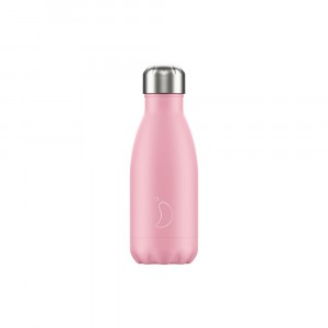 Chilly's 260ml Bottle Pastel Pink