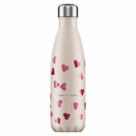 Chilly's 500ml Bottle Hearts