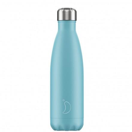 Chilly's 500ml Bottle Pastel Blue