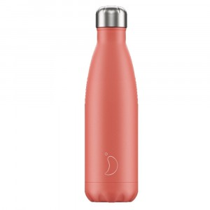 Chilly's 500ml Bottle Coral