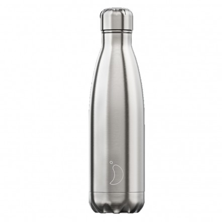 Chilly's 500ml Bottle Stainless Steel