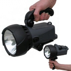 Rechargeable 3W Searchlight
