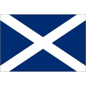 Meridian Zero St Andrew'S Flag 45x30cm