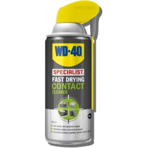 WD40 Fast Dry Contact Cleaner 400ml