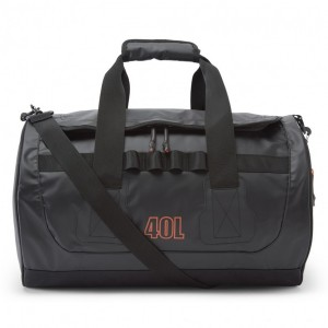 Gill Tarp Barrel Bag 40L Black