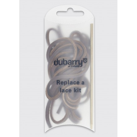 Dubarry Replace a Lace Kit Brown