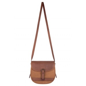 Dubarry Clara Large Leather Saddle Bag