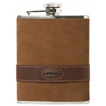 Dubarry Rugby Hip Flask Walnut