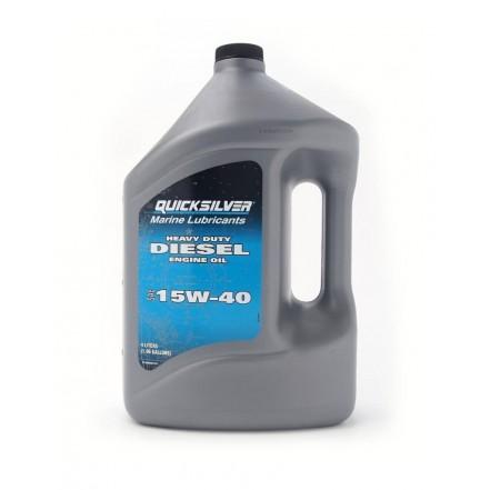 Quicksilver 15w40 Diesel Engine Oil