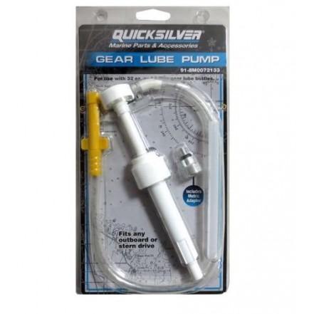 Quicksilver Gear Oil Lube Pump
