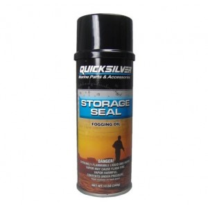 Quicksilver Storage Seal Fogging Oil