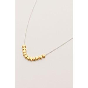 Estella Bartlett Stars So Bright Necklace Gold