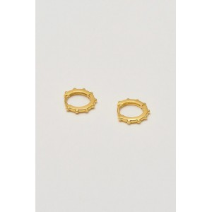 Estella Bartlett Huggy Earrings Gold