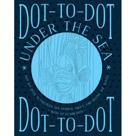 Dot To Dot Under The Sea