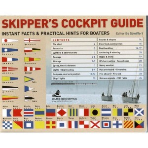 RYA Skippers Cockpit Guide
