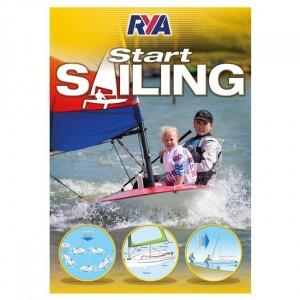 G3 RYA Start Sailing Beginners Handbook