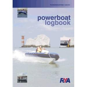 G20 RYA Powerboat Logbook