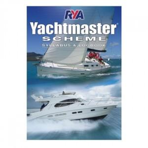 G158 RYA Yachtmaster Scheme Syllabus & Logbook