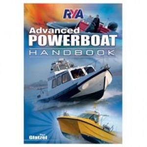 RYA G108 Advanced Powerboat Handbook