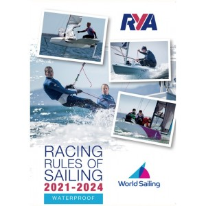 RYA G80 Racing Rules Of Sailing 2017-20