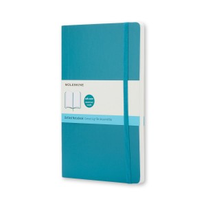 Moleskine Pocket Notebook Blue Ruled