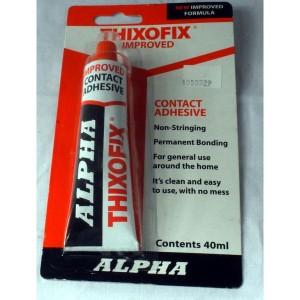Hawk Marine Thixofix Adhesive