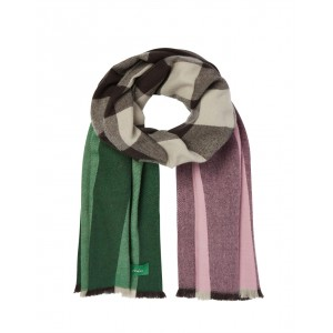Joules Berkley Oversize Check Scarf