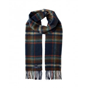 Joules Tytherton Check Scarf