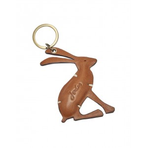 Joules Hangby Keyring Gold