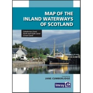 Kelvin Hughes Map Inland Waterways
