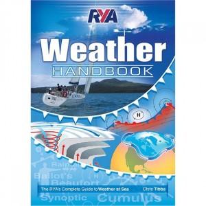 RYA G133 Weather Handbook Chris Tibbs