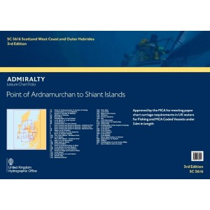 Admiralty Folio Ardnamurchan North