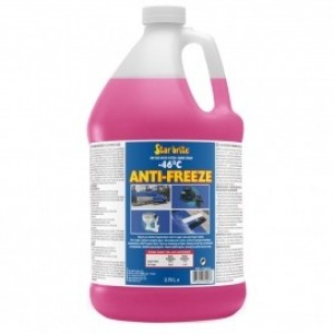 Starbrite Antifreeze Antigel -46 Degrees 1 Gallon/3.79 Litre